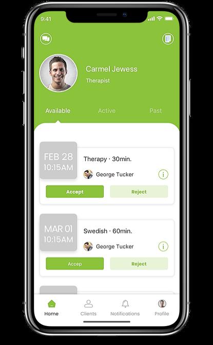 on-demand & schedule booking