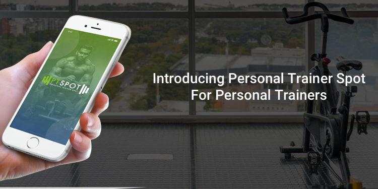 Personal Trainer Spot App